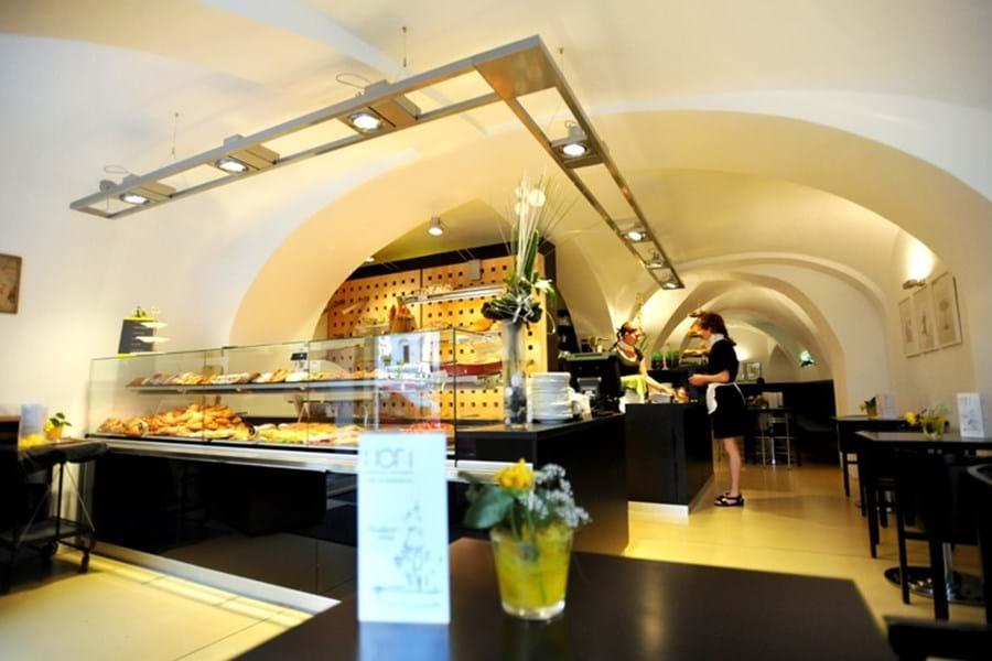 Google Bewertung Cafe Simon Passau
